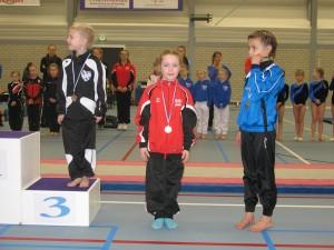 Anne Beks 4e prijs