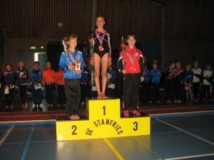 Anke 3e plaats