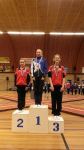 Plaats 2 en 3 op FK 18 april
